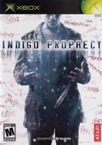 Indigo Prophecy - Xbox Game