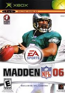 Madden 06 - Xbox Game