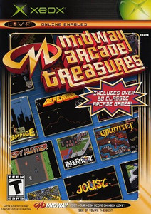 Midway Arcade Treasures - Xbox Game