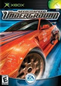Need For Speed Underground - Xbox Game