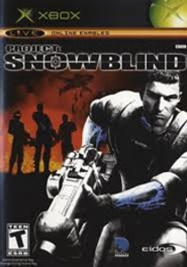 Project Snowblind - Xbox Game