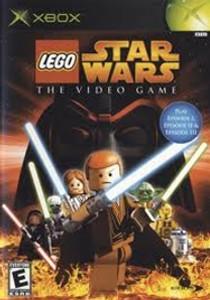 Lego Star Wars - Xbox Game