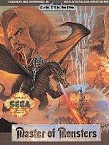 Complete Master of Monsters - Genesis