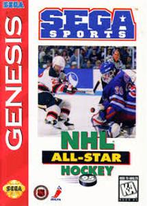 Complete NHL All-Star Hockey 95 - Genesis