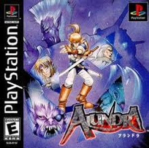 Alundra - PS1 Game