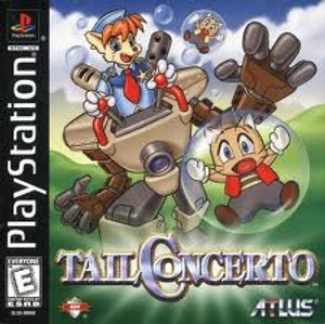 Tail Concerto - PS1 Game