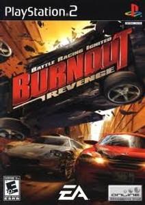 Burnout Revenge - PS2 Game
