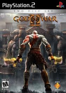God of War II - PS2 Game