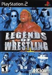 Legends of Wrestling - PS2 Game