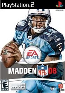 Madden NFL 08 - PS2 Game