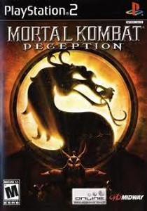 Mortal Kombat Deception - PS2 Game