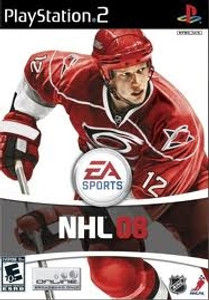 NHL 08 - PS2 Game