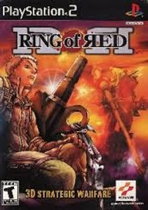 Ring of Red - PS2 Game