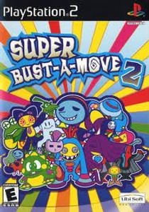 Super Bust-A-Move 2 - PS2 Game