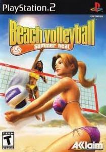 Summer Heat Beach Volleyball - PS2 Game