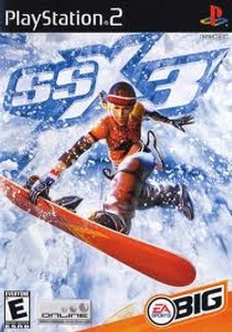 SSX 3 - PS2 Game