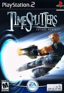 Time Splitters Future Perfect - PS2 Game