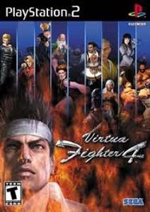Virtua Fighter 4 - PS2 Game
