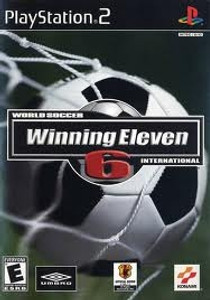 World Soccer Winning Eleven 6 International - PS2 Game