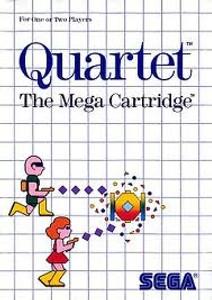 Complete Quartet - Master System Game