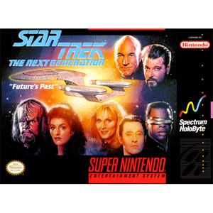 Star Trek Next Generation - SNES