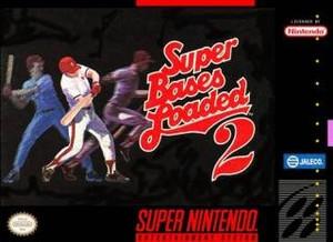 Complete Super Bases Loaded 2 - SNES Game