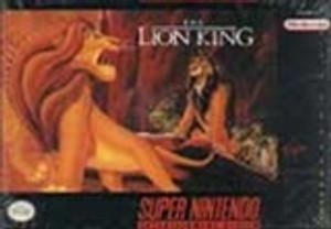 Complete Lion King - SNES