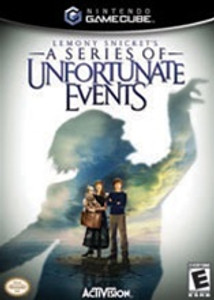 Complete Lemony Snicket's A Series of Unfortunate Events - GameCube Game