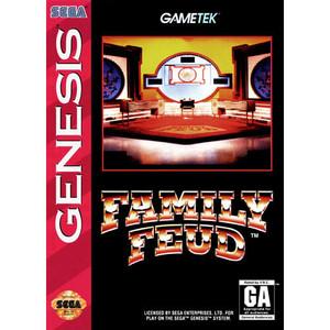 Complete Family Feud - Genesis