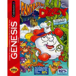 Complete Fantastic Dizzy - Genesis
