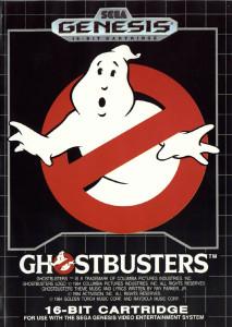 Complete Ghostbusters - Genesis