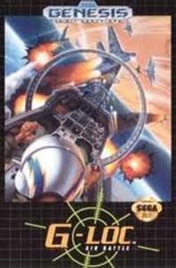 Complete GLoc Air Battle - Genesis