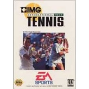 Complete International Tour Tennis - Genesis
