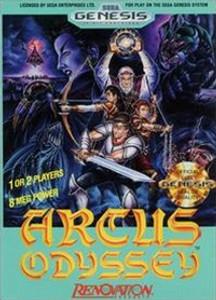 Complete Arcus Odyssey - Genesis