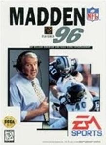 Complete Madden NFL 96 - Genesis
