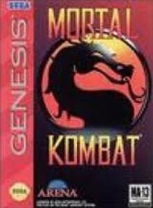 Complete Mortal Kombat - Genesis