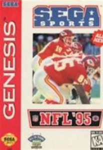 Complete NFL 95 - Genesis