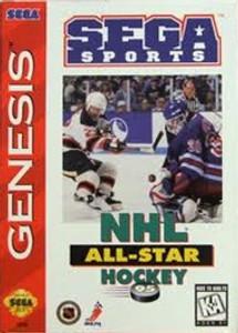 Complete NHL ALL STAR HOCKEY 95 - Genesis
