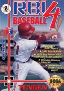 Complete R.B.I. Baseball 4 - Genesis Complete_Genesis_279