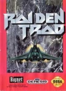 Complete Raiden Trad - Genesis