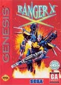 Complete Ranger X - Genesis