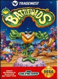 Complete Battletoads - Genesis
