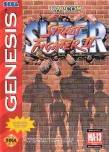 Complete Super Street Fighter II - Genesis