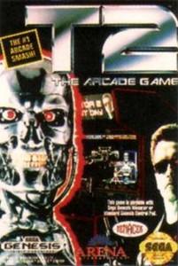 Complete T2 The Arcade - Genesis