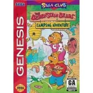 Complete Berenstain Bears: Camping - Genesis