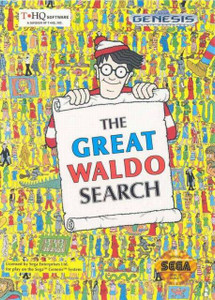 Complete GREAT WALDO SEARCH, The - Genesis