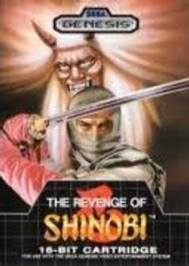 Complete REVENGE OF SHINOBI, The - Genesis