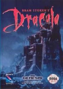 Complete Bram Stoker's Dracula- Sega Genesis