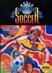 Complete WORLD TROPHY Soccer - Genesis