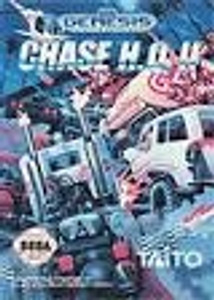 Complete CHASE H.Q. II (2) - Genesis